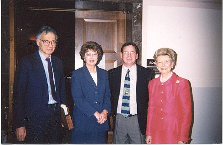 The 1999 Senate Hearing