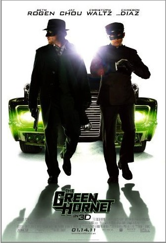 The Green Hornet stings taxpayers.