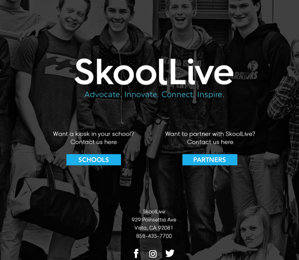 Skoollive: Back from the dead?