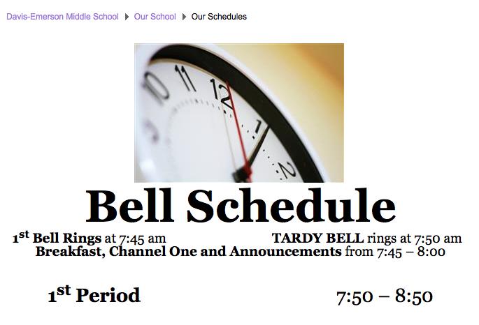 AL school kicks Channel One News where it hurts.
