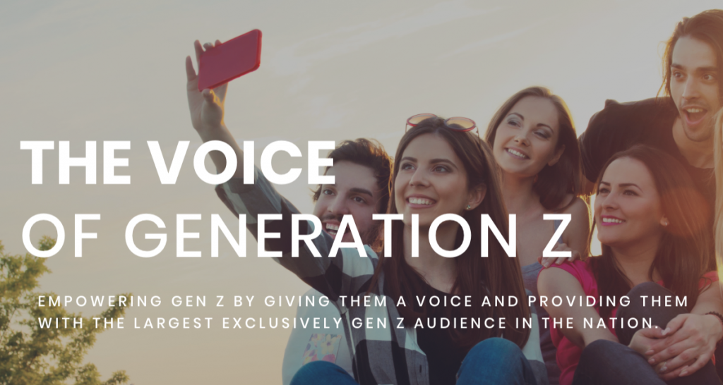 """Let's try this again.  Repackaged SkoolLive wants to be known as """"The Voice of Generation Z."""""""
