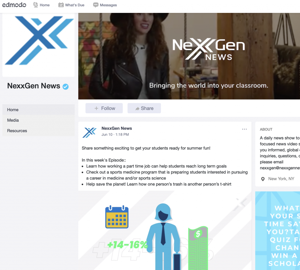 No video from NexxGen News since June 10