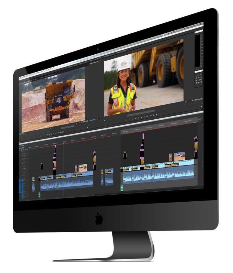 Zero Gravity Premiere Pro Video Editing
