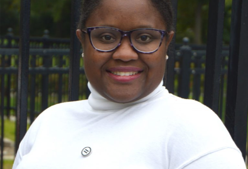 Breanna Benjamin chosen for the 2020 cohort for the New Leaders Council