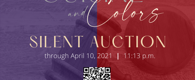 Cuisine and Colors Arts Scholarship Fundraiser – Silent Auction