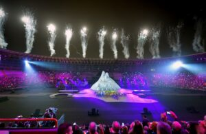 Inauguran los Juegos Panamericanos Lima 2019