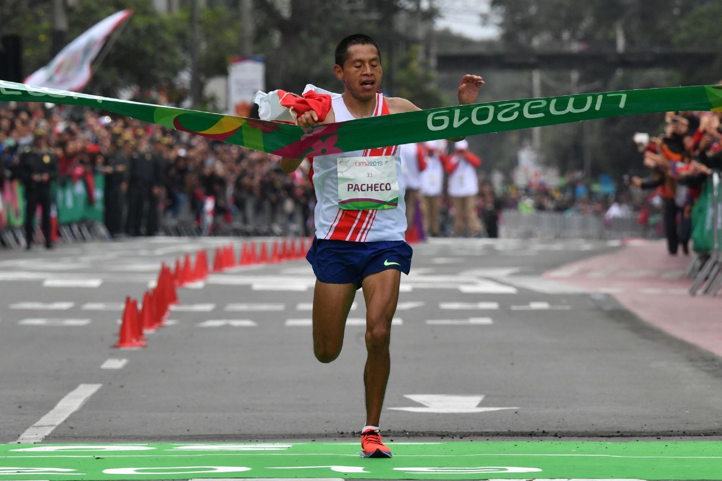 Christian Pacheco gana segunda medalla de oro para el Perú en los Juegos Panamericanos Lima 2019