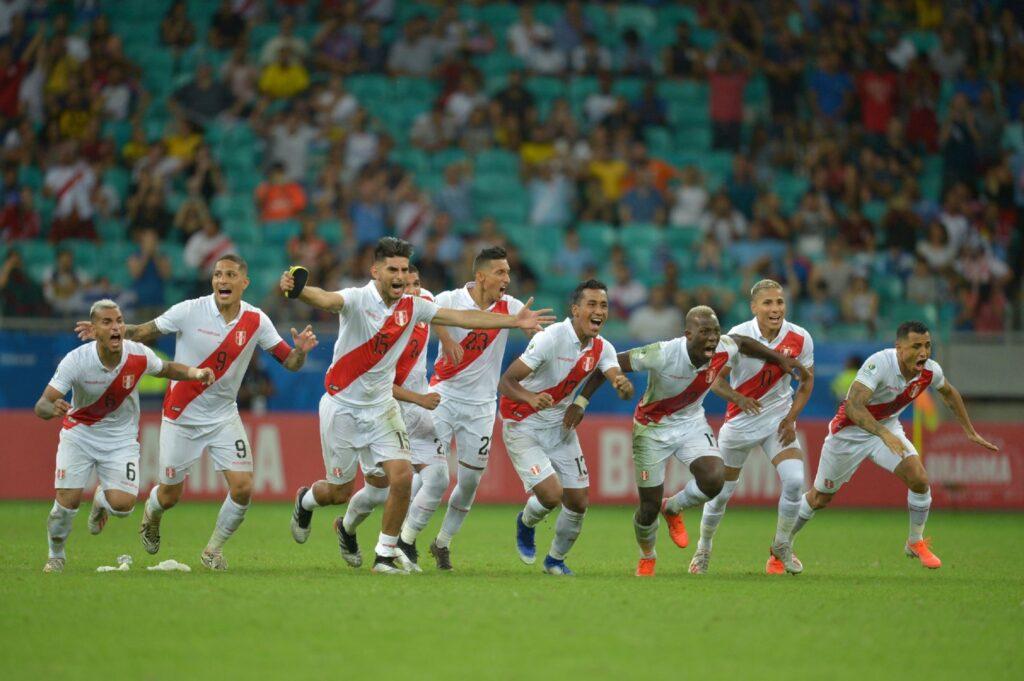 La selección peruana avanza en el ranking FIFA
