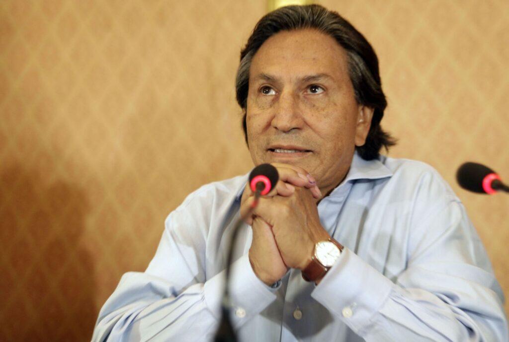 Lejandro Toledo culpa a Maiman de negociar sin su consentimiento