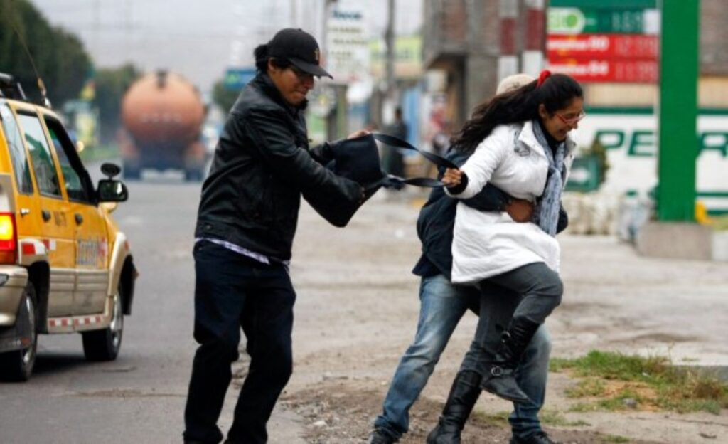 Como reducir la delincuencia en el Perú