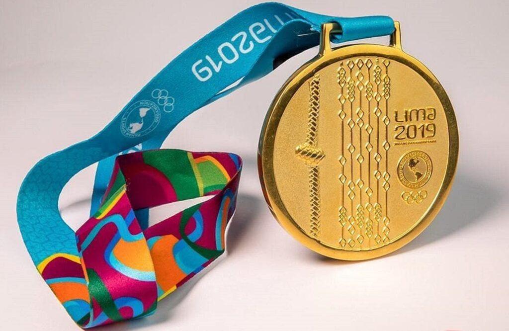 Revelan medallas para los Juegos Panamericanos Lima 2019