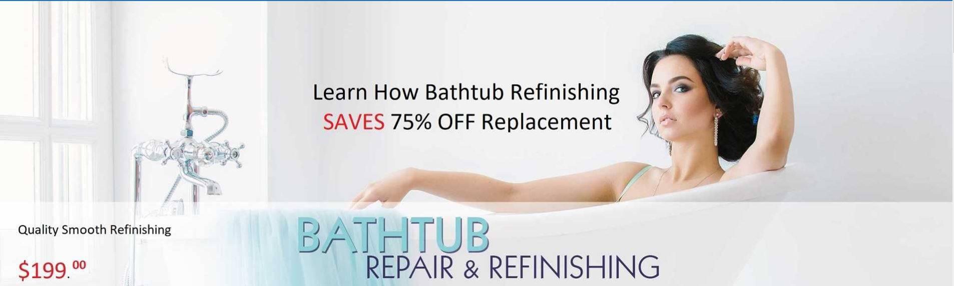 A+ Bathtub Refinishing
