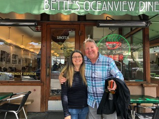 Lunch with Karla Carmony, President of Essi Systems