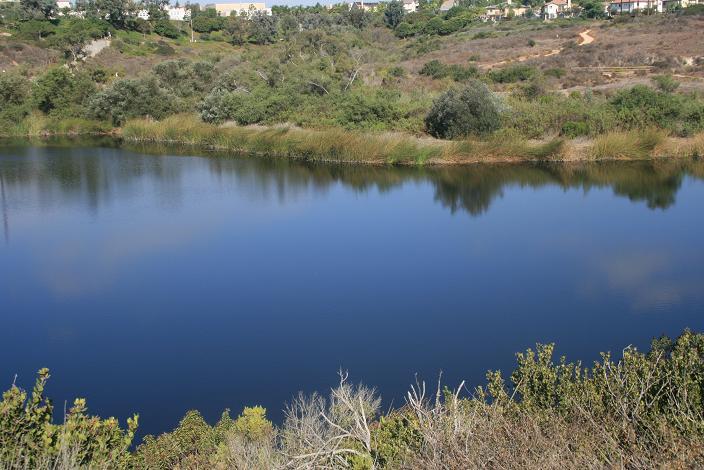 Preserve Calavaras Lake