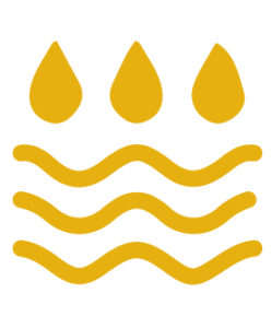 Icon of water