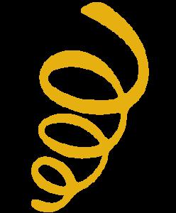 Icon of protein molecule