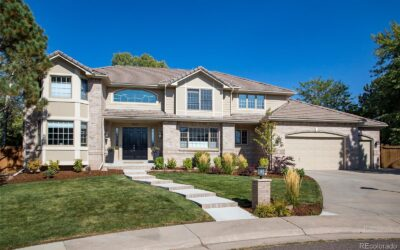 SOLD: Beautifully Updated Home in Centennial