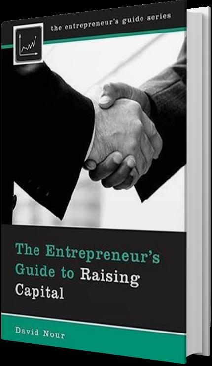 Entrepreneurs Guide to Raising Capital book