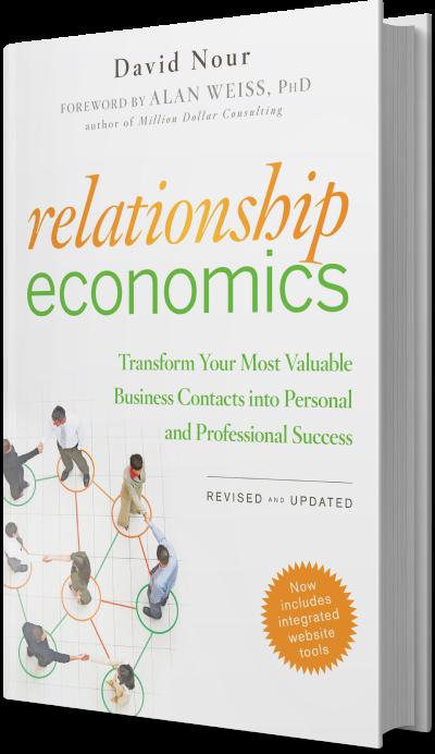 Relationship Economics book