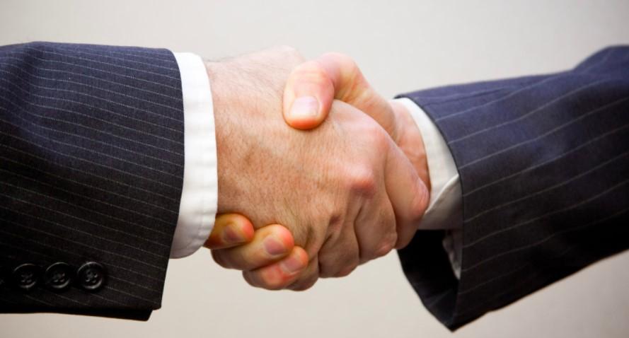 business strategic partnership