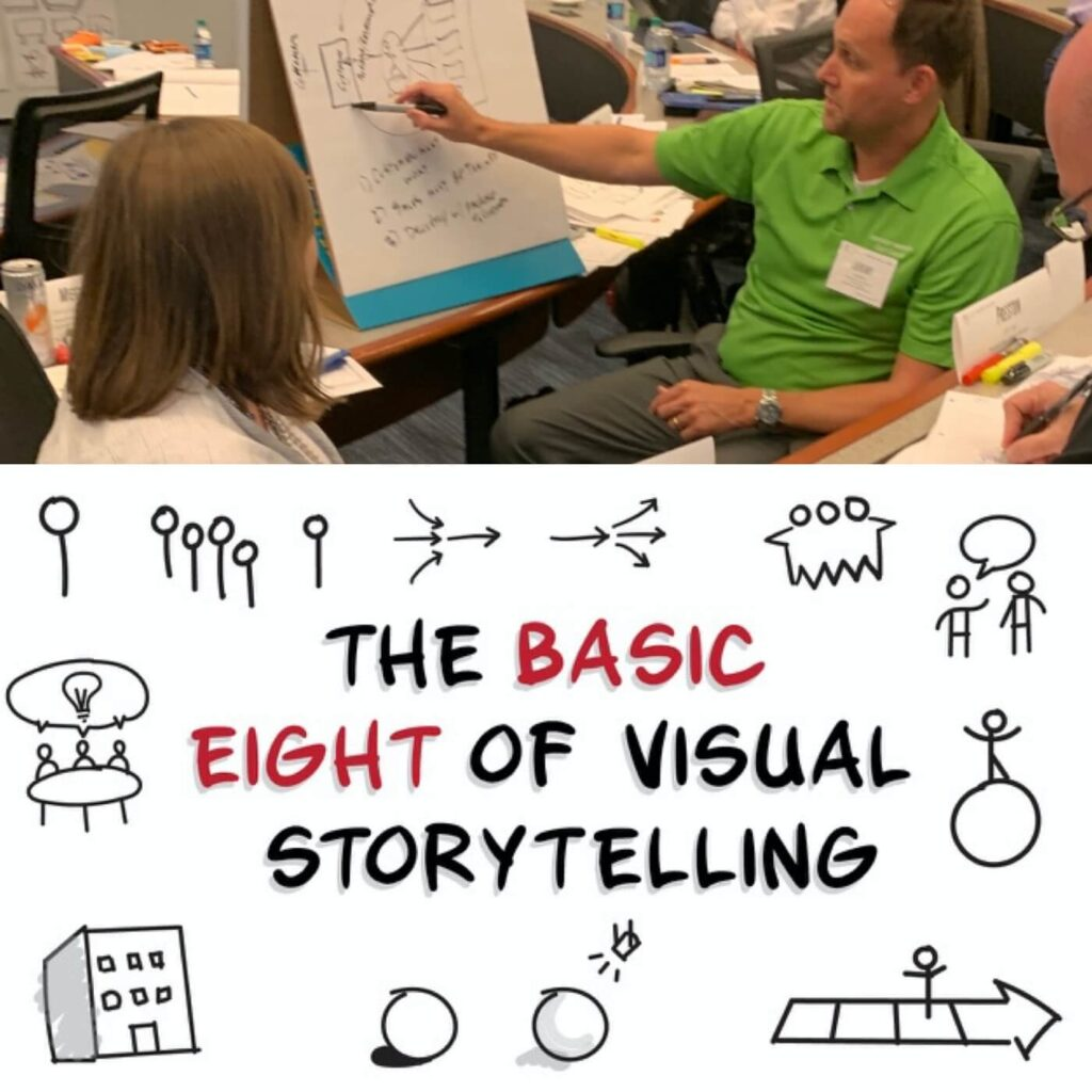 For actual practical insights on visual storytelling, check out Lin Wilson and me in the new course: Building Blocks to Visual Storytelling, exclusively in the Nour Forum.