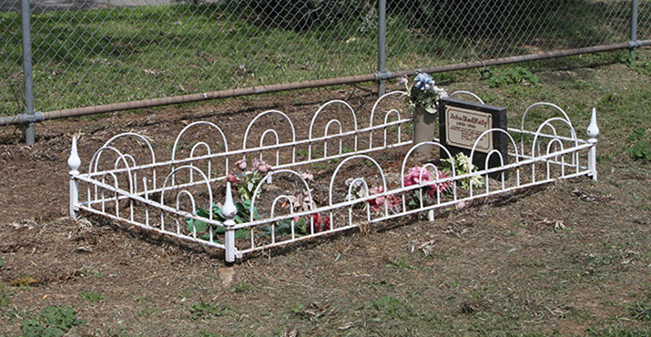 Red Kelly's Grave