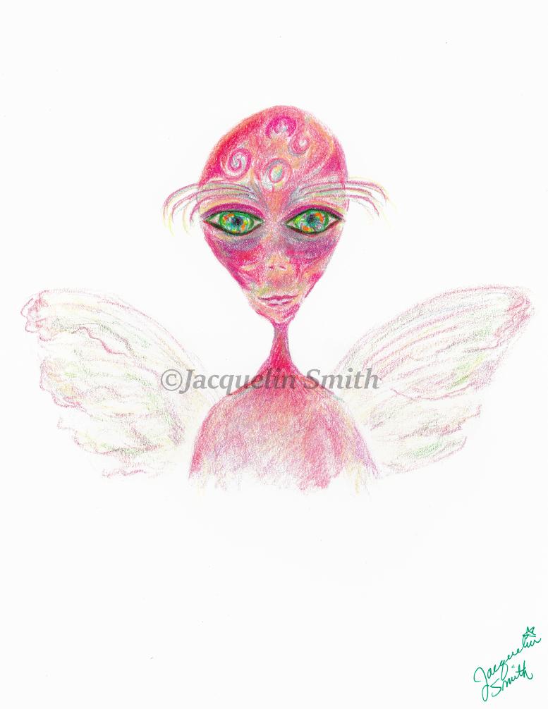 FAIRY - Cosmic Portrait