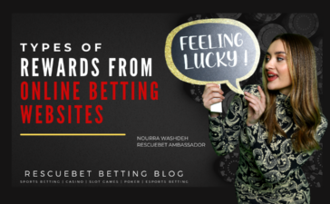 Types Of Rewards From Online Betting Websites Blog Featured Image
