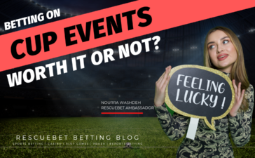 Betting On Cup Events Blog Featured Image