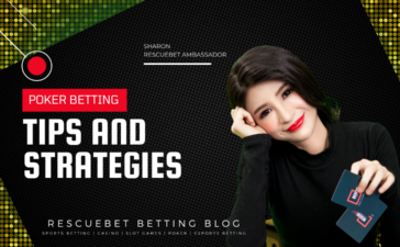 Poker Betting Tips And Strategies Blog Featured Image
