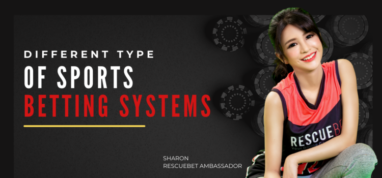 Different Type Of Sports Betting Systems Blog Featured Image