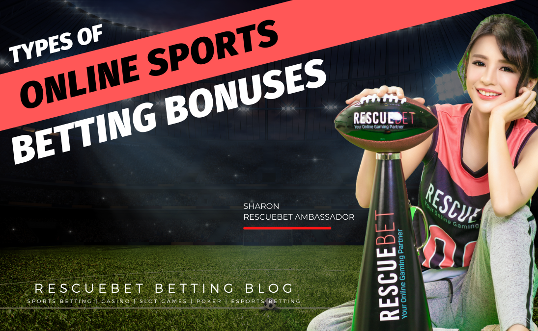 Types Of Online Sports Betting Bonuses Blog Featured Image