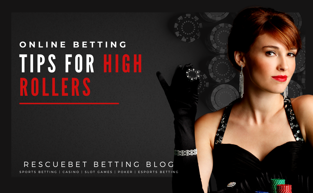 Online Betting Tips For High Rollers Blog Featured Image