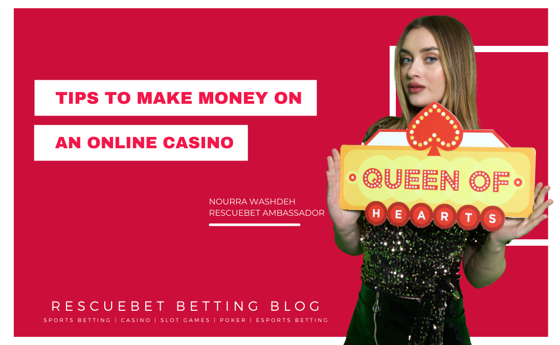 Tips To Make Money On An Online Casino Blog Featured Image