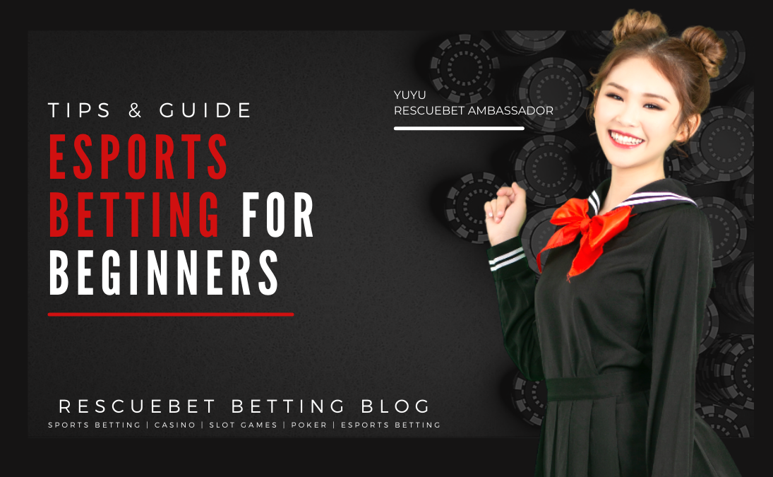 Esports Betting For Beginners Blog Featured Image