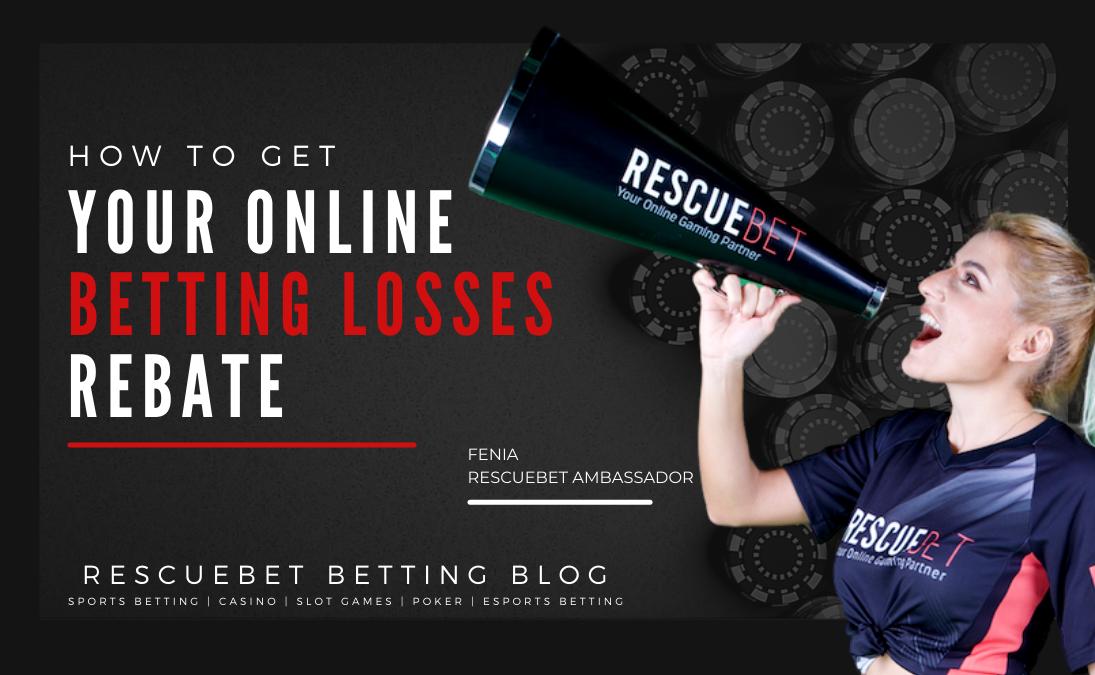 Online Betting Losses Rebate Blog Featured Image