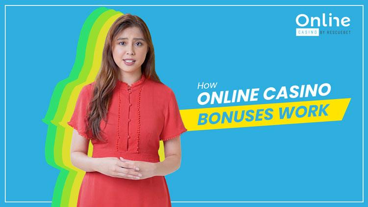 How Online Casino Bonuses Work Blog Featured Image