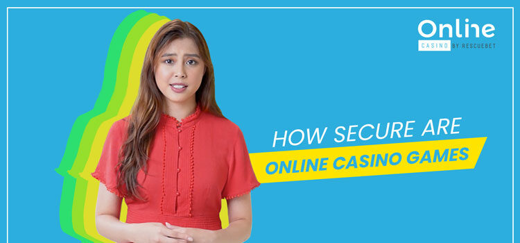 How Secure Are Online Casino Games Blog Featured Image