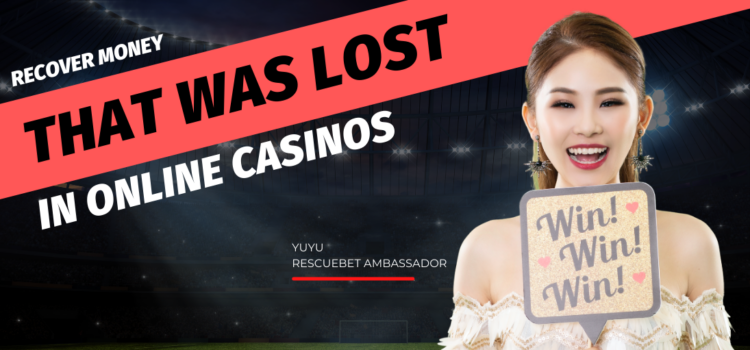 Recover Money That Was Lost In Online Casinos Blog Featured Image