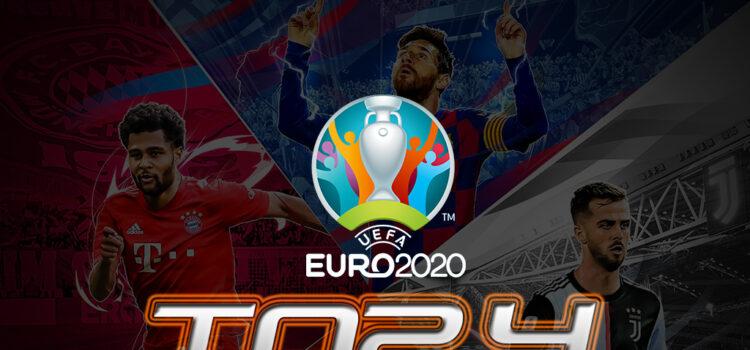 UEFA Euro 2020 Top 4 Teams Predictions
