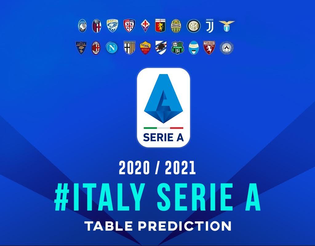 2020 / 2021 italy serie A Previews