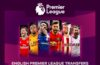 English Premier League Transfers - 2020/2021
