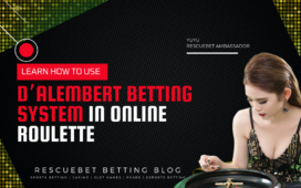 D'Alembert Betting System In Online Roulette Blog Featured Image
