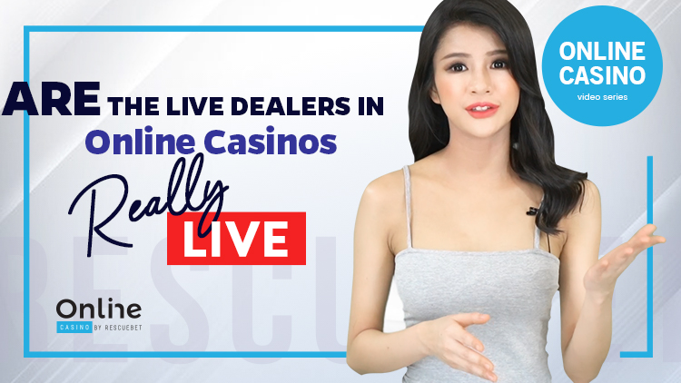 Are The Live Dealers In Online Casinos Really Live Blog Featured Image