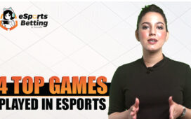 4 Top Games Played In eSports Blog Featured Image
