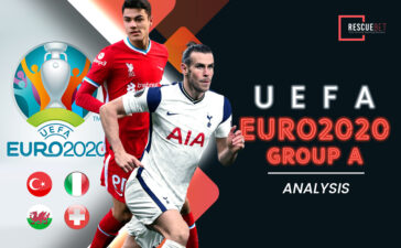 UEFA EURO2020 Group A Analysis Blog Featured Image