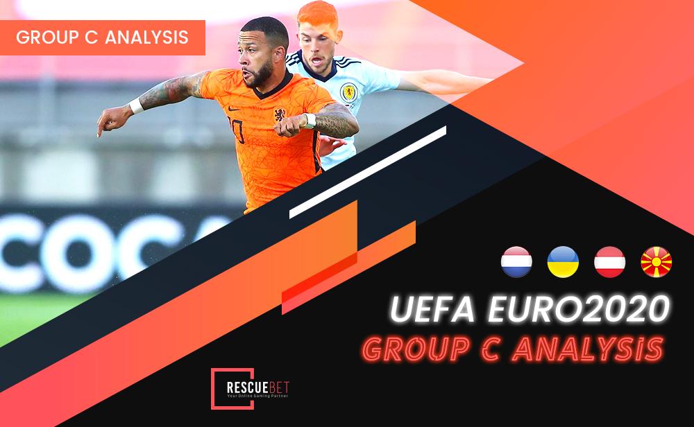 UEFA EURO2020 Group C Analysis Blog Featured Image