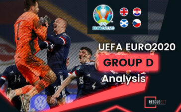 Euro 2020 Group D Analysis Blog Featured Image