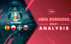 Euro 2020 Group E Analysis Blog Featured Image