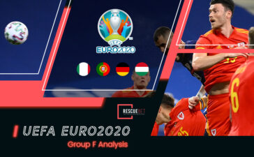 Euro 2020 Group F Analysis Blog Featured Image